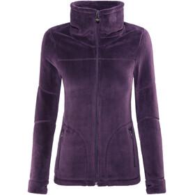 Meru Kaluga Fleece Jacket Women deep purple